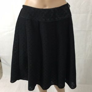 Talbots Cotton Fully Lined Skirt